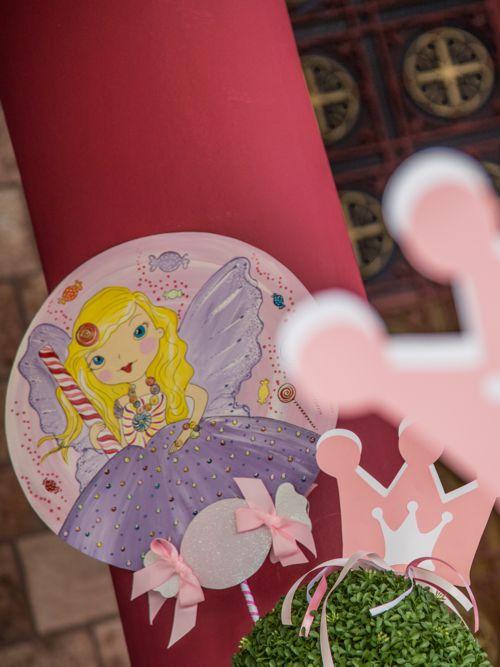 Pink blossom princess
