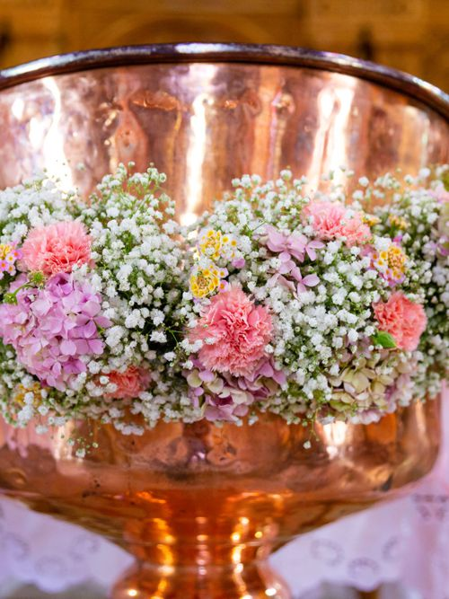 Pink carnations and more